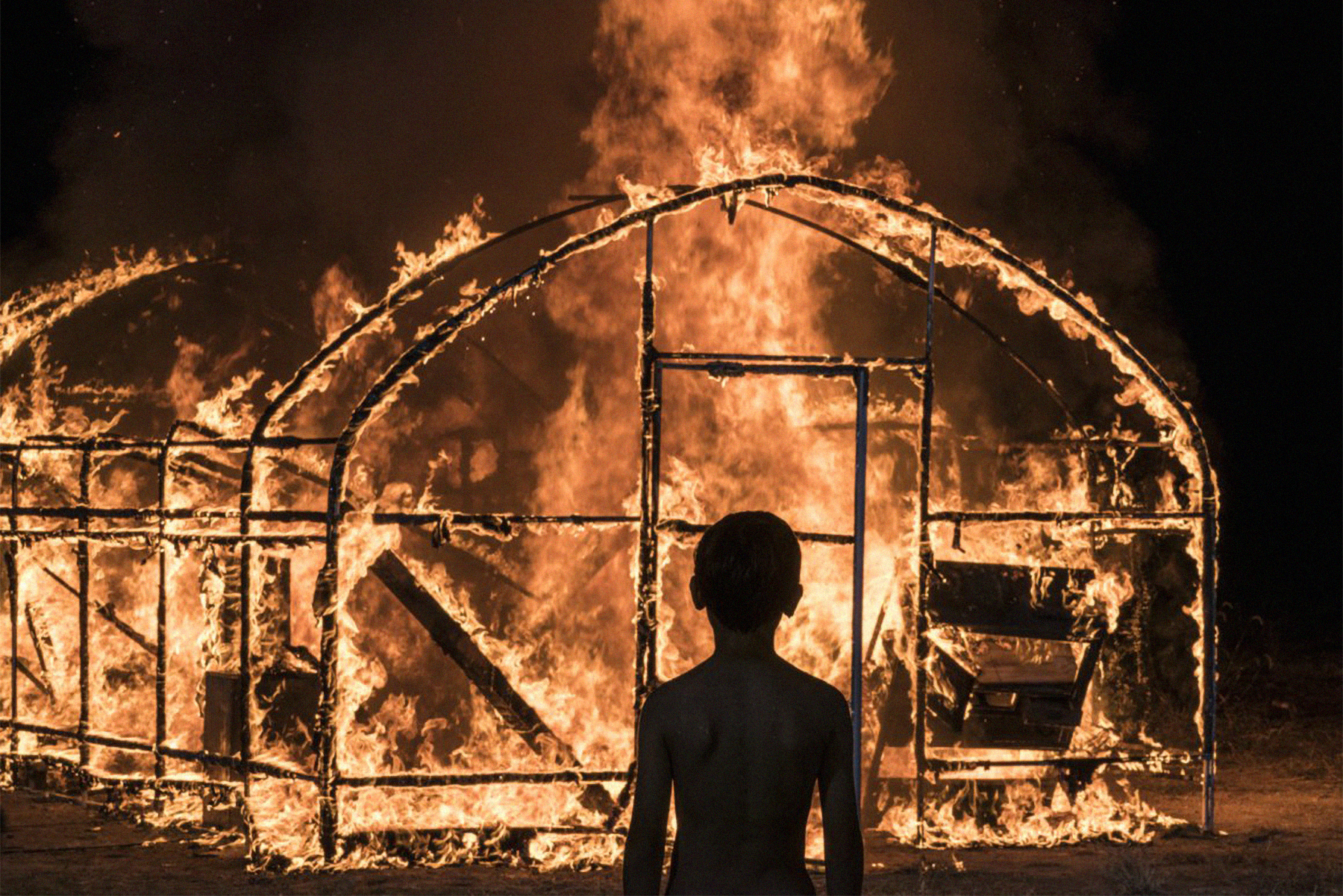 Burning – Golden Age Cinema and Bar